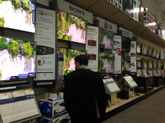 Justin longing after tvs #onebuyforall #shop
