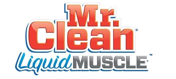 Mr Clean Liquid Muscle Logo