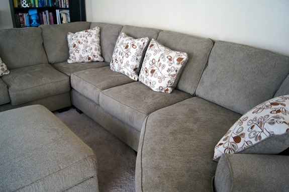 New couch #OneBuyforAll #shop