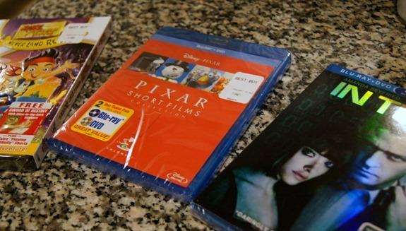 blu-rays from best buy #onebuyforall #shop