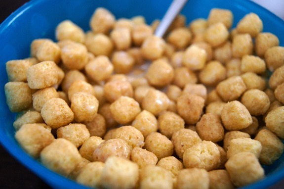 how to make captain crunch cereal