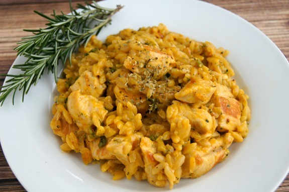 Velveeta Cheesy Skillet- Chicken and Broccoli #shop #CookinComfort
