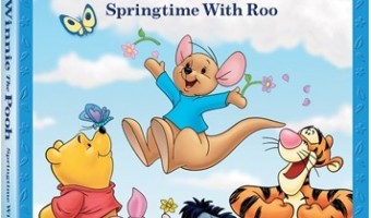 Celebrate Spring with Winnie the Pooh: Springtime With Roo on Blu-ray & Digital HD!