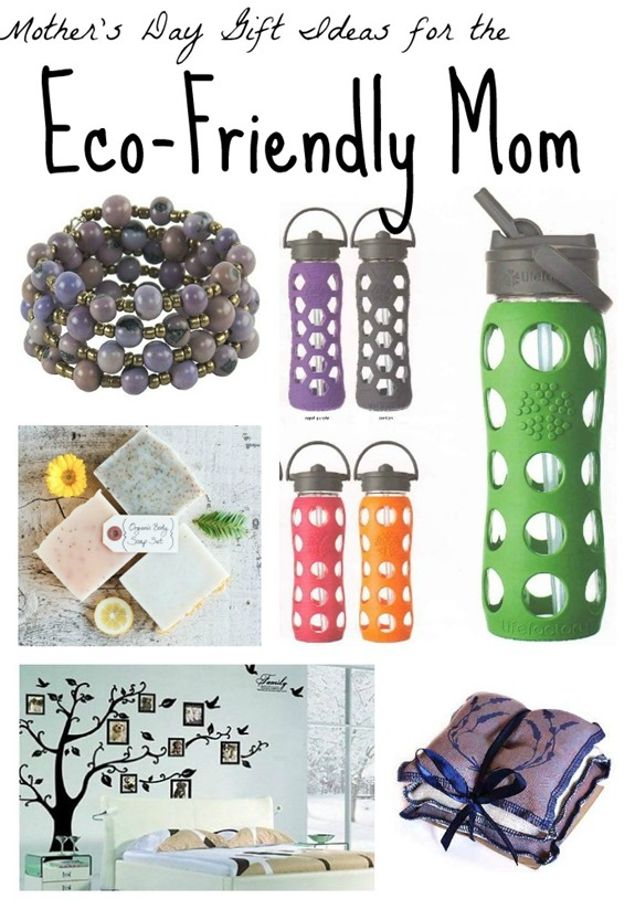 Eco-Friendly Mom Mother's Day Gift Ideas