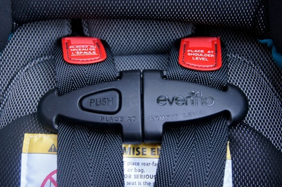 Ensuring Safety and Comfort with the Evenflo Triumph LX Car Seat ...