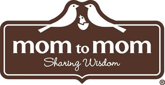 Mom to Mom Logo