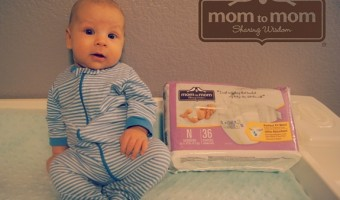 Great Protection for a Great Value with Mom to Mom Diapers