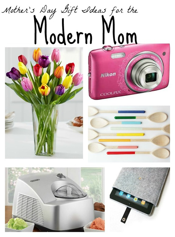 Mother's Day Gifts for the Modern Mom