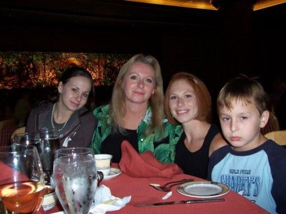 My family & I circa 2006