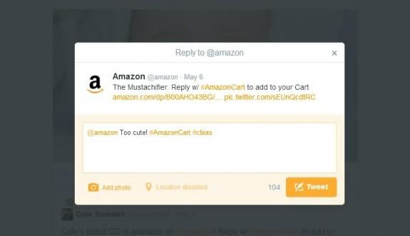 How to Add to #AmazonCart #cbias #shop