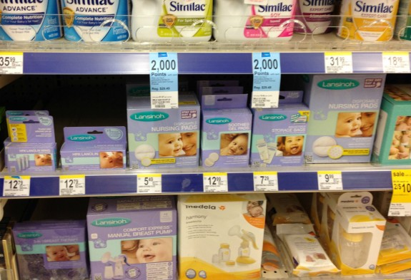 Walgreens Women's Health Breastfeeding Supplies and Accessories #HerHealth #shop