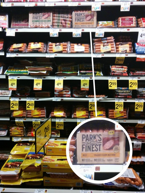 Where to find Park's Finest Frankfurters by Ball Park #StartYourGrill #shop