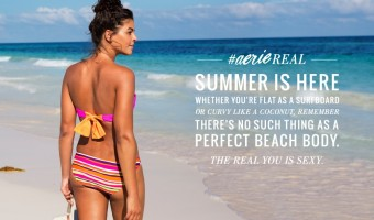Celebrating Real Beauty with Aerie