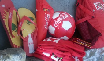 Celebrate the World Cup with Coca-Cola {Giveaway}