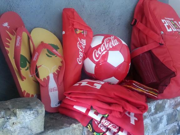 Coca-Cola World Cup Giveaway