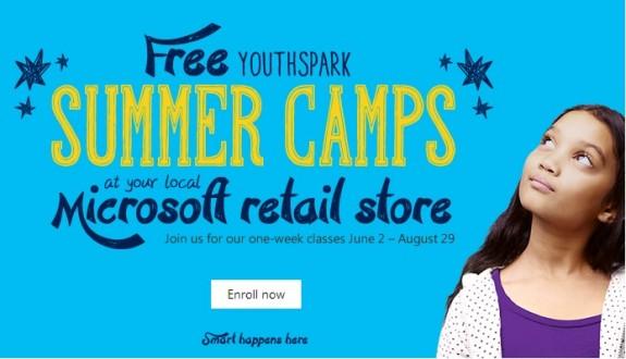 Microsoft Summer Camp