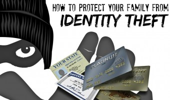5 Ways to Protect Your Family from Identity Theft