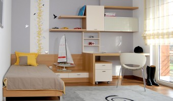 Top Tips for Organising a Teen's Small Bedroom