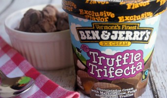 Truffle Trifecta is Here! Get Ben & Jerry's at a Great Value