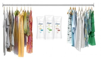 Take the Summer Sleeveless Challenge with Dove