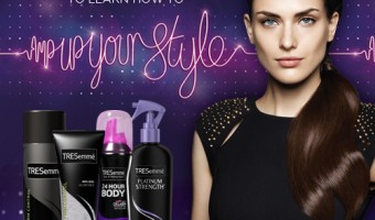 Amp Up Your Style with a TRESemmé® Saturdate at Walgreens {$100 Walgreens Gift Card Giveaway}