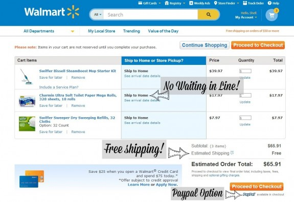 Get Household Necessities Delivered to Your Door from Walmart.com ...