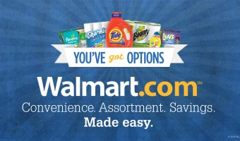 Get Household Necessities Delivered to Your Door from Walmart.com {Gift Card Giveaway!}