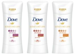 Dove Advanced Care Deodorant image