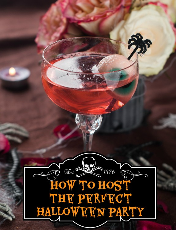 Everyone knows that Halloween is one of the best holidays to celebrate- so take advantage and throw a party! Come check out everything you'll need to plan and get ideas, including spooky decorations, costume contests, delicious food, lots of tricks and of course, lots of treats!