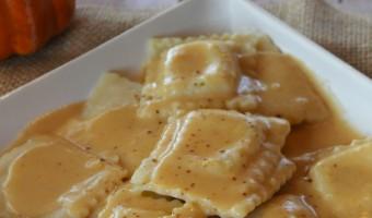 Pumpkin Parmesan Pasta Sauce Recipe