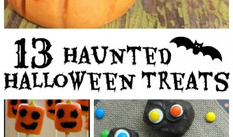 13 Haunted Halloween Treats