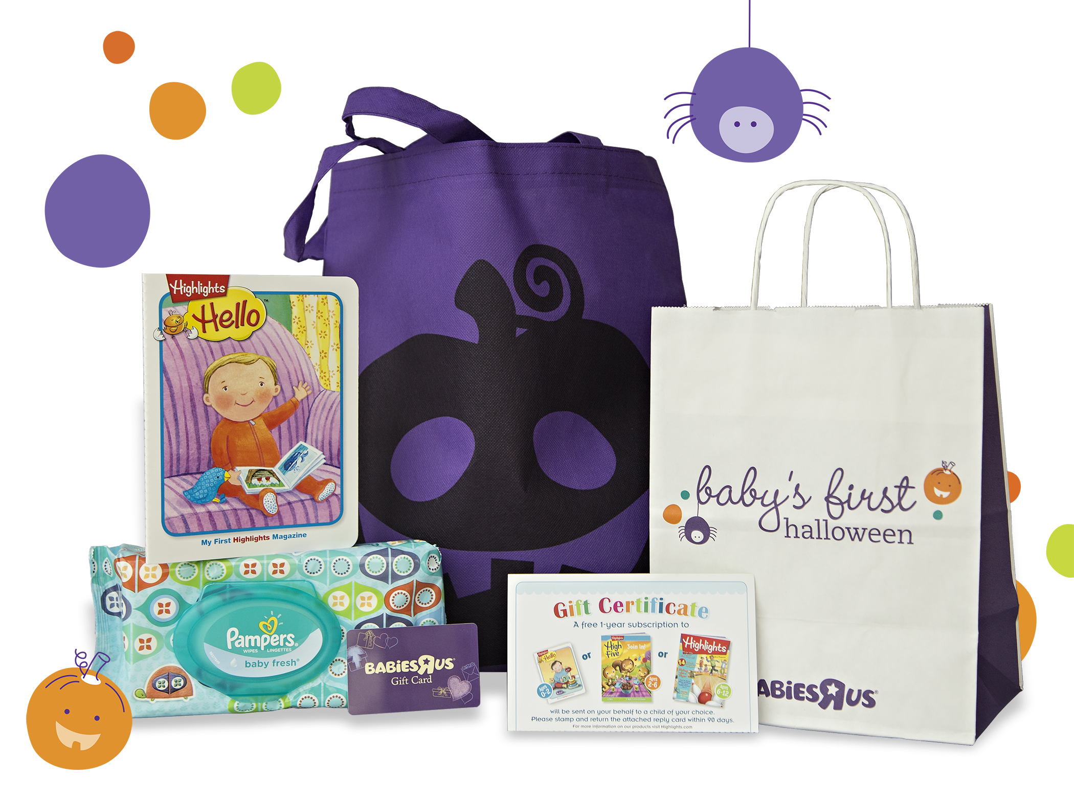 "Celebrate Baby's First Halloween at a Special Babies ""R"" Us Event ..."