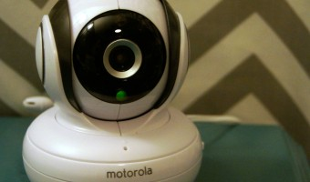 Keeping an Eye on Baby with the Motorola MBP36S Video Monitor!