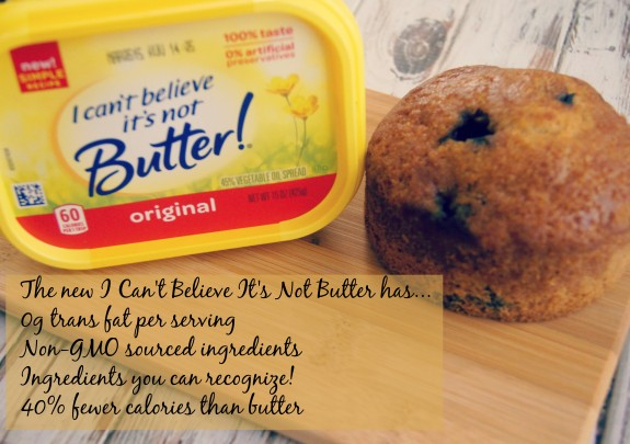 The New I Can't Believe It's Not Butter Has...