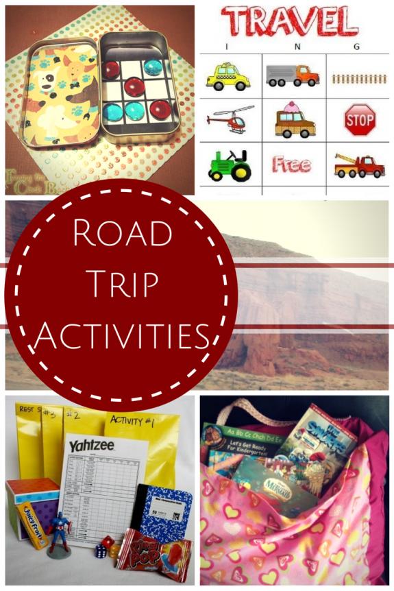 Top 10 Road Trip Activities