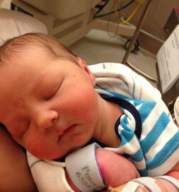 Zac newborn