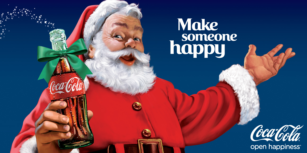 Make Someone Happy This Holiday with Coca-Cola! - {Not Quite