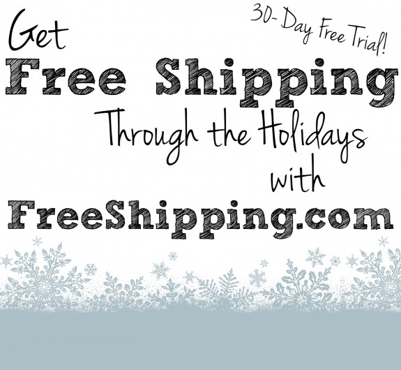 Get a Free 30 Day Trial of FreeShipping.com