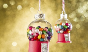 DIY Christmas Ornament Craft Ideas for Kids from Family Fun