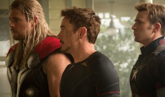 New Trailer for Avengers: Age of Ultron!