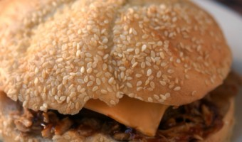 Slow Cooker BBQ Pork Sandwiches Recipe