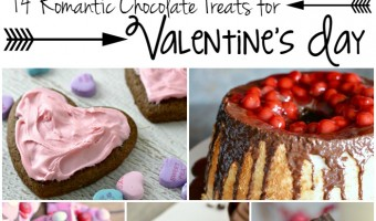 14 Romantic Chocolate Recipes for Valentine's Day