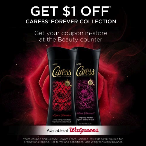 Try the New Caress Forever Collection at Walgreens! {Gift Card ...