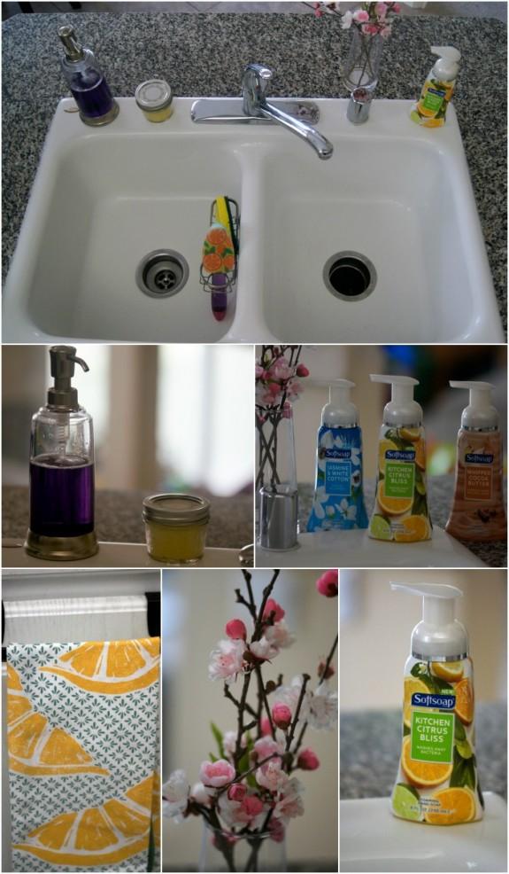 Kitchen Sink Makeover- Revealed! #FoamSensations #CollectiveBias