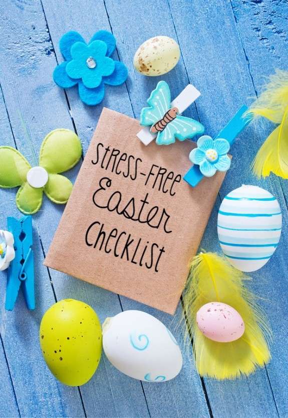 Stress-Free Easter Checklist