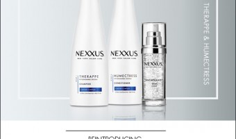 Treat Your Hair This Spring with Nexxus {Giveaway}