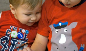 5 Ways to Make Reading Fun for Little Ones
