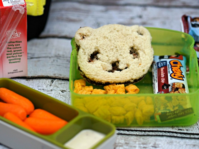 Make sure to add variety to school lunches to keep them interesting and fun!