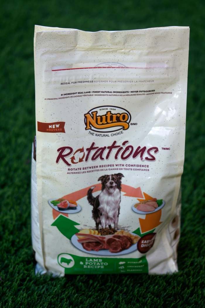 Nutro Rotations Dog Food