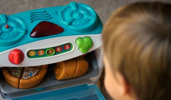 Learn and Share {and Learn to Share} with New LeapFrog Toys!